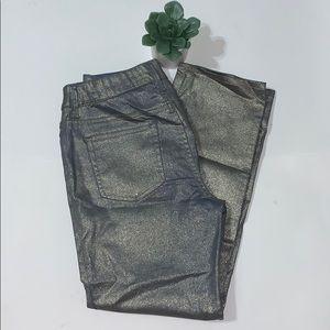 Chicos Platinum Pants Size 0.5